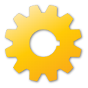 gear,yellow