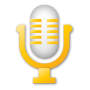 microphone,yellow,mic