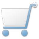 shopping,cart,blue,commerce,buy,shopping cart