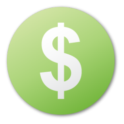 currency_dollar green icons, free icons in Siena, (Icon ...
