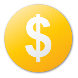 Currency Dollar Yellow Icon Png Ico Or Icns Free Vector Icons