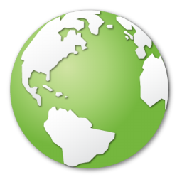 globe green icons, free icons in Siena, (Icon Search Engine)