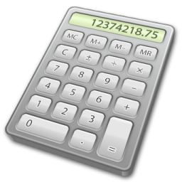 Calculator icons, free icons in Mac 3D, (Icon Search Engine)