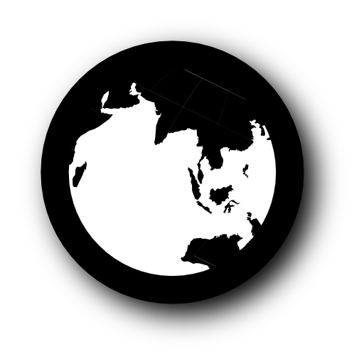 Globe - black icons, free icons in 2D, (Icon Search Engine)