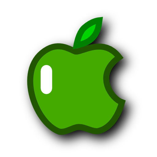 green,apple