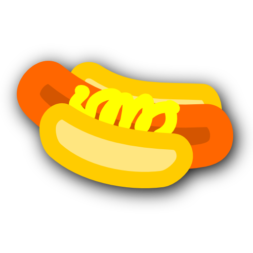 hot dog icons free icons in 2d icon search engine