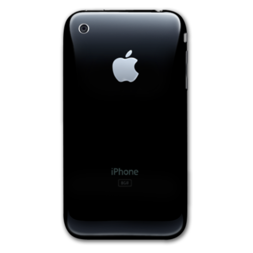 iPhone_black_512px icons, free icons in iPhone 3G, (Icon ...