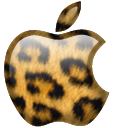 tiger,apple,logo,animal
