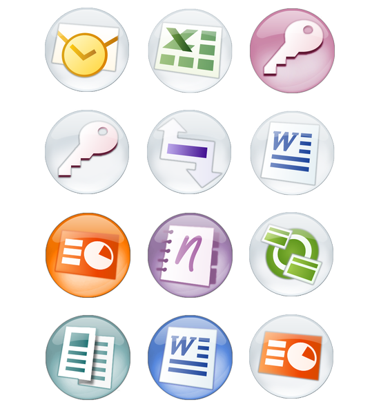 Microsoft Office 2007 Icon | Iscblog