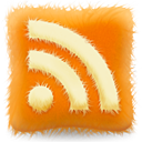 furry,cushion,rss,subscribe,feed