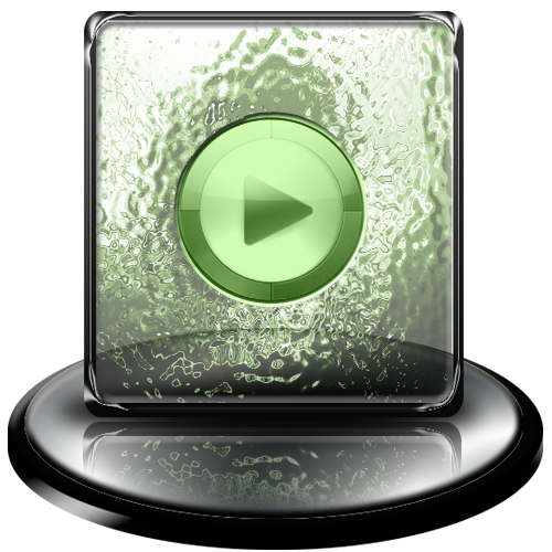 classic,green,media player