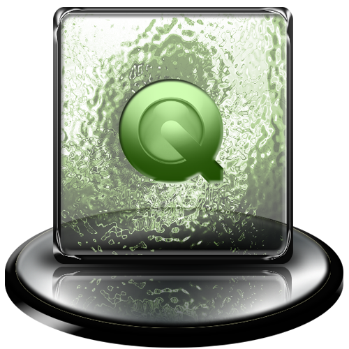classic,green,quicktime,player