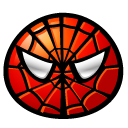 spiderman,avatar,emoticom,face