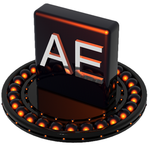 after,effects,orange