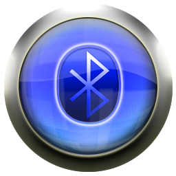 Classic Blue Bluetooth Icon Png Ico Or Icns Free Vector Icons