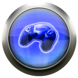 classic blue games icons, free icons in Classic Blue, (Icon Search ...