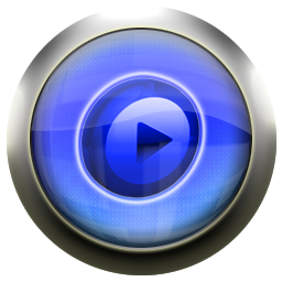 blue,media player