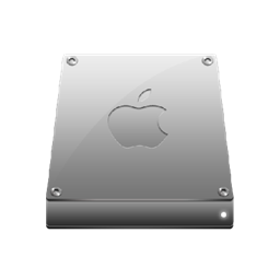 harddrive icons, free icons in Apple Office, (Icon Search ...