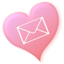 heart,email,mail,message,letter,envelop,valentine,love