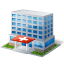 hospital,building,clinic,emergency room,health,medical