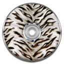 white,tiger,disc,disk,save,animal