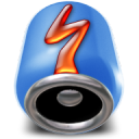 winamp blueWinamp Icon Blue