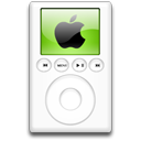 ipod,green,alternative,mp3 player