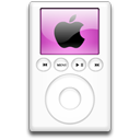 ipod,magenta,alternative,mp3 player