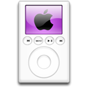 ipod,purple,alternative,mp3 player