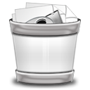 trash,full,recycle bin