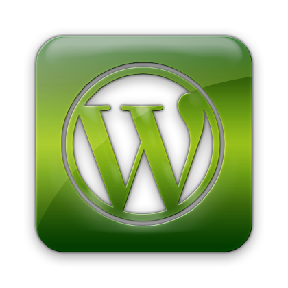 wordpress,logo,square