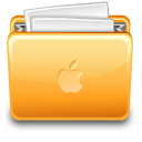 folder,apple,with,file,paper,document