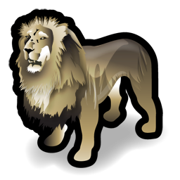 Lion Icon Png Ico Or Icns Free Vector Icons