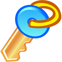 Key Icon Png Ico Or Icns Free Vector Icons