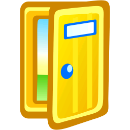 Door Icon Png Ico Or Icns Free Vector Icons