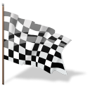 checkered,flag,finish,goal,complete