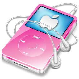 ipod,video,pink,apple