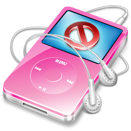 ipod,video,pink,no,disconnect,close,cancel,stop