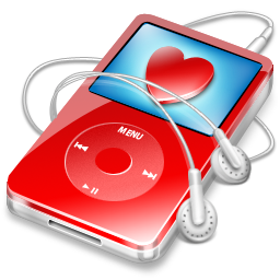 ipod,video,red,favorite