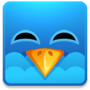 twitter,square,happy,funny,smile,fun,emotion,emoticon,social network,social,sn