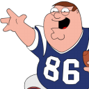 peter,griffin,football,zoomed,sport