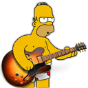 garage,band,homer