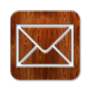 mail,square,envelope,wood,envelop,message,email,letter