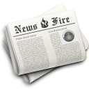 newsfire,news newspaper hot fire