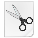 editcut,cut,file,scissors,paper,document