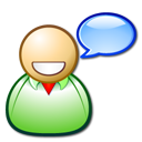 edu,chat,forum,happy,talk,user,language,comment,speak,funny,smile,fun,emotion,emoticon,account,profile,people,human