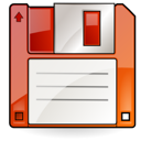 floppy,unmount,disk,save,disc