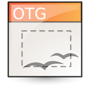 application,oasis,graphics,template,open document