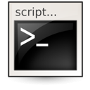 application,shellscript