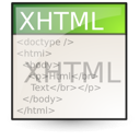 gnome,mime,application,xhtml,xml